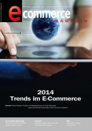 e-commerce Magazin 2014/01