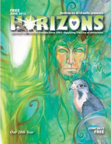 une 2012 - Horizons Magazine