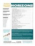 une 2012 - Horizons Magazine - Page 5