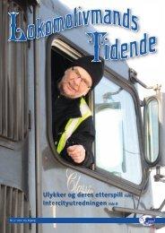 Lokomotivmands Tidende Nr.3-2012. 105.Ã¥rgang - Norsk ...