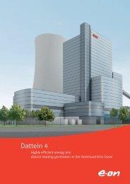 Datteln 4 - Kraftwerk Datteln