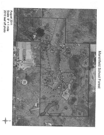 Marshfield School Forest Maps - Marshfield School District