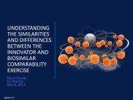 Understanding the Similarities and Differences between ... - BPFK