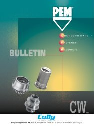 connect ' r wa refastenerproducts - Colly Components