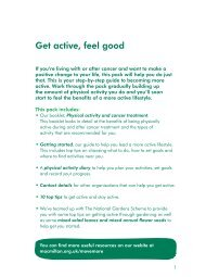 Get Active, Feel Good Pack