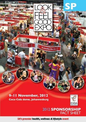 L&FGE 2012 sponsorship gives you a BIG ... - Look & Feel Good