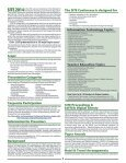 March 17-21, 2014 - Society for Information Technology & Teacher ... - Page 2
