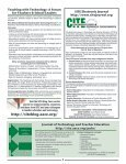 March 17-21, 2014 - Society for Information Technology & Teacher ... - Page 3