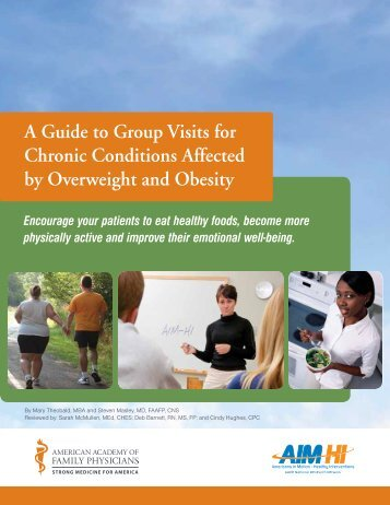 A Guide to Group Visits for Chronic Conditions - American Academy ...