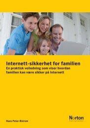 Internett-sikkerhet for familien - Tv2