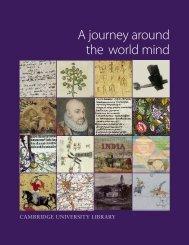A journey around the world mind - Cambridge University Library ...