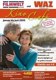 Januar bis Juni 2009 Eintritt: nur 4 € - ID55