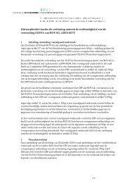 Ontwerpbesluit inzake de verklaring omtrent de rechtmatigheid van ...