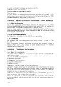Marchés Publics de Fournitures Communauté d'Agglomération de l ... - Page 6