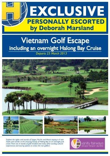 Vietnam Trip - March 2013 - Vanity Fairways