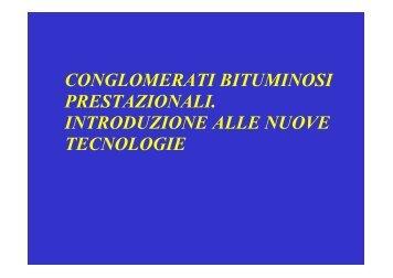 Nuove tecnologie - Provincia di Treviso