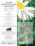 LIVING ARCHITECTURE MONITOR - Green Roofs for Healthy Cities - Page 4