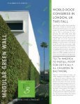 LIVING ARCHITECTURE MONITOR - Green Roofs for Healthy Cities - Page 6