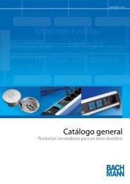 Instalación LanLight® IT Power Distribution ... - Duarte Neves Lda