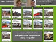 Dagblad de limburger 22 december 2012 - Vesta Vastgoed