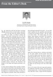 Volume 2 - Issue 4 (Aug-Oct) Download Pdf - IJMD