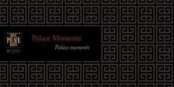 Palace Momente - Hotel Palace Berlin