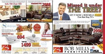 "32"" HD TV - Bob Mills Furniture"