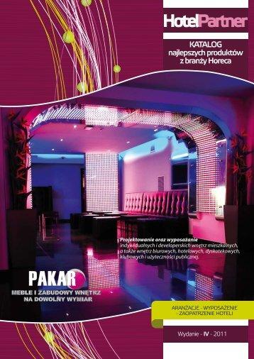 Katalog HotelPartner Pokój