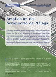 Ampliación del Aeropuerto de Málaga - Colegio de Ingenieros ...