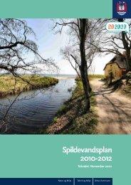 Spildevandsplan 2010-2012 - tekstdel (Ã¥bner nyt vindue) - Aarhus.dk