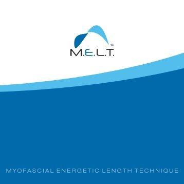 """The """"missing link"""" - MELT Method"""