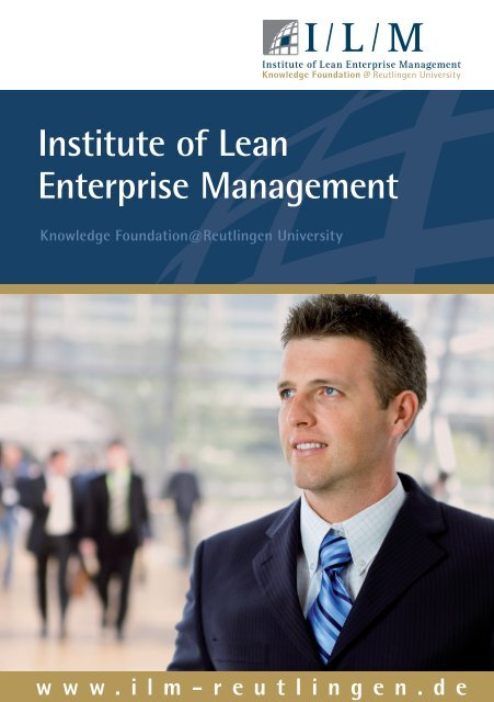 Institute of Lean Enterprise Management - I/L/M