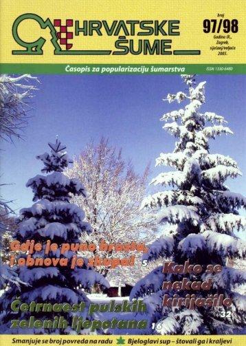 Kirijašenje je - Hrvatske šume