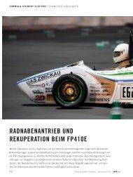 Rekuperation - WHZ Racing Team