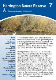 Harrington Nature Reserve in PDF format - Allerdale Borough Council
