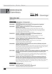 Programação Científica Dia - 66 Congresso Brasileiro de Cardiologia