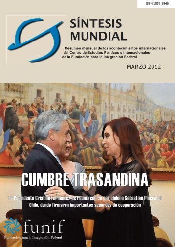 Descargar Revista Completa en PDF - Fundamentar
