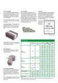 Brochure: Leca® fundamenter - Weber - Page 3