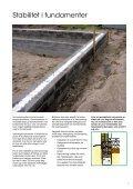 Brochure: Leca® fundamenter - Weber - Page 5
