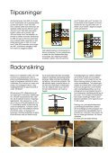 Brochure: Leca® fundamenter - Weber - Page 7