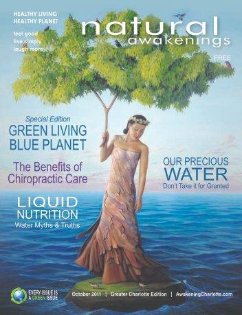green living blue planet - Natural Awakenings Magazine Charlotte