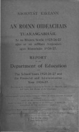 1925-1926-1927 - Department of Education and Skills