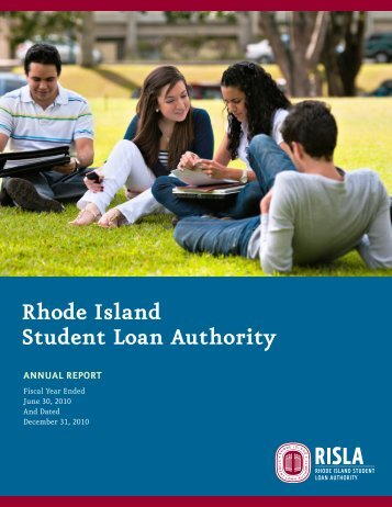 Rhode Island Student Loan Authority - State