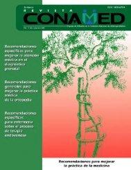 Revista CONAMED, Vol. 9, Número especial, 2004 - Comisión ...