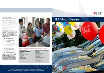 Motor Trade & Transport Brochure - JLT