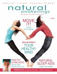 Special Edition - Natural Awakenings