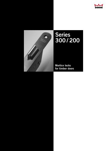 Download Catalogue (Series 300/200) (.pdf 2 MB)