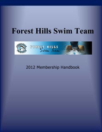 2012 winterfest swim meet results
