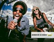 SHWAYZE & CISCO - Ride the Beat Tour