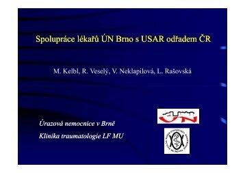 Spolupráce - USAR odřad HZS a ÚN Brno - AKUTNE.CZ